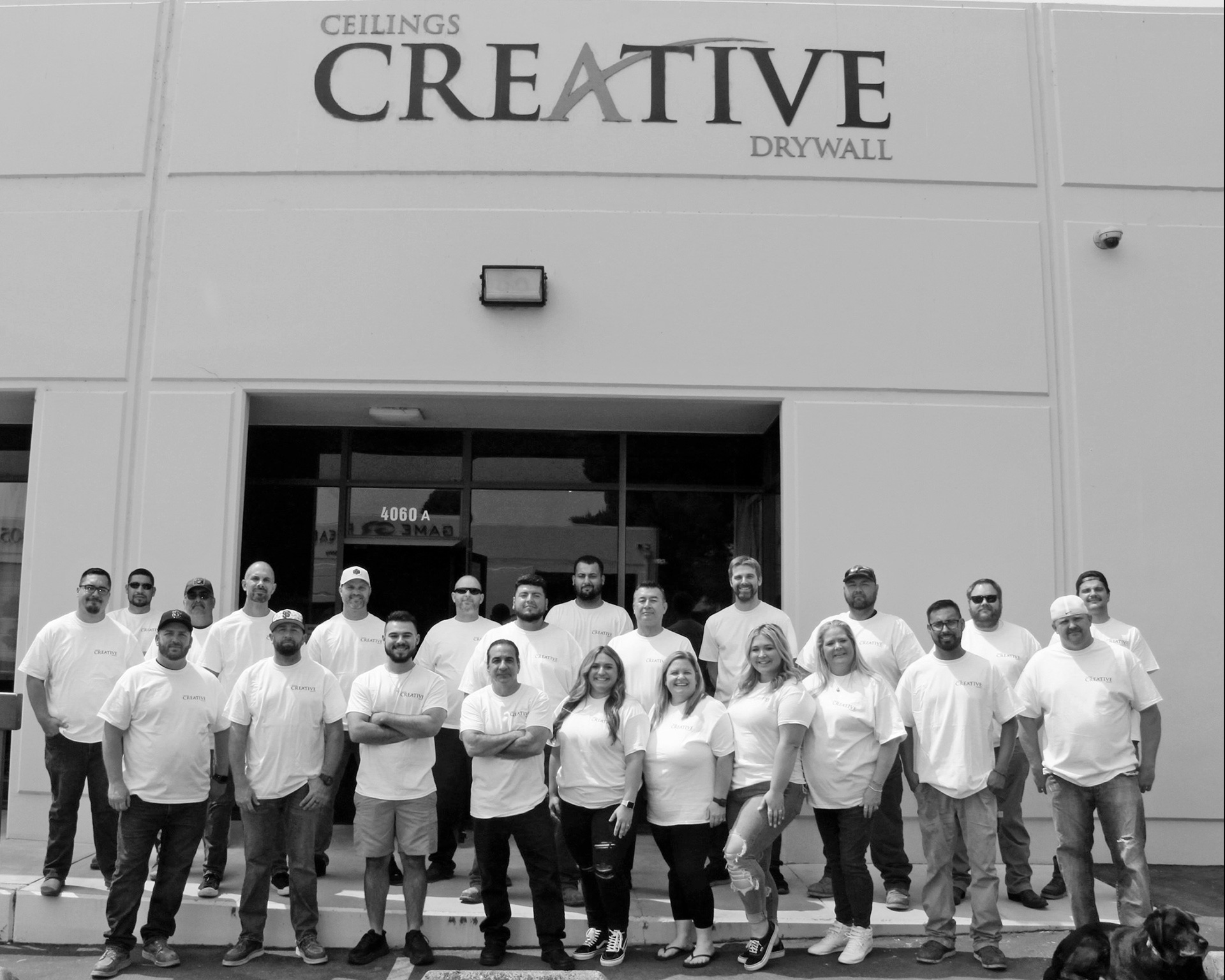 Creative Ceilings Team