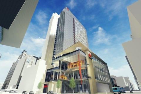 proposed Marriott