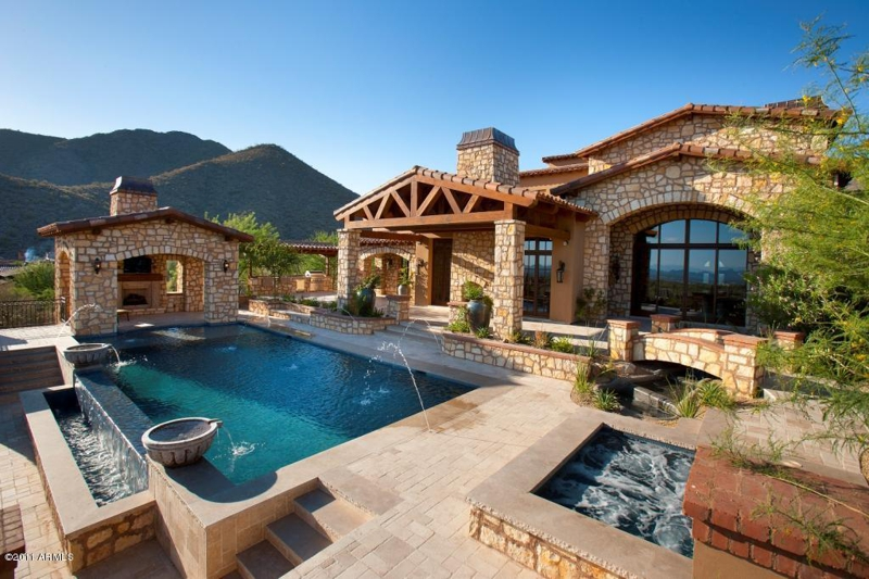 Home For Sale In Tucson Az With Indoor Pools