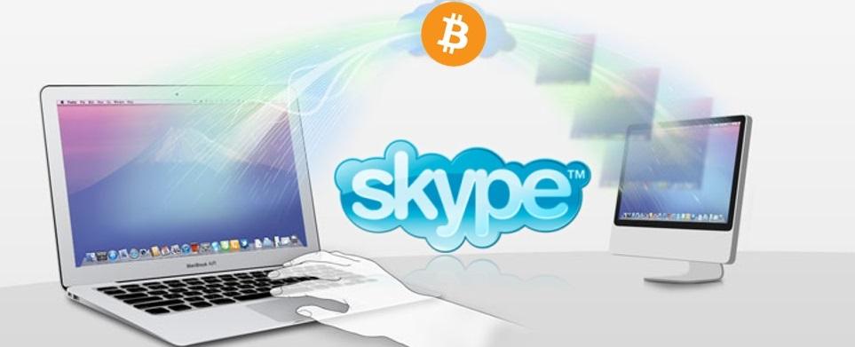 Remote Assistance via Skype
