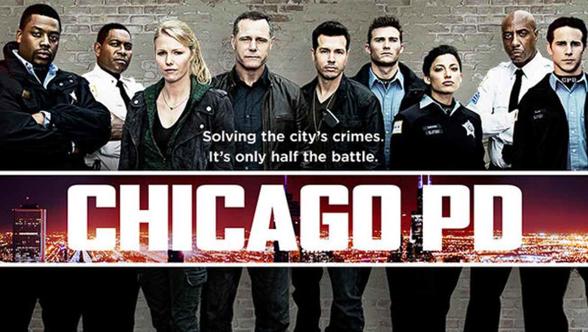 Burning Series Chicago Pd