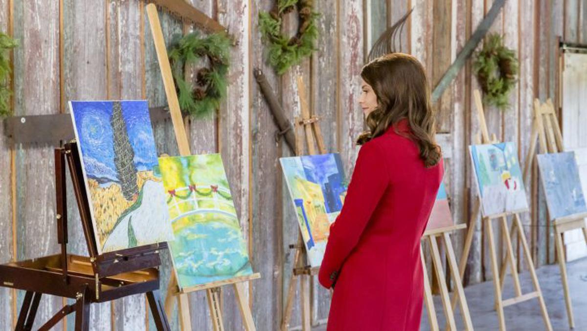 Hallmark Channel News: Ashley Greene Stars in Christmas On My Mind   Celebrating The Soaps