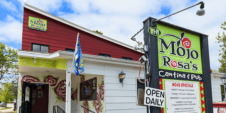 Egg Harbor's Mojo Rosa's