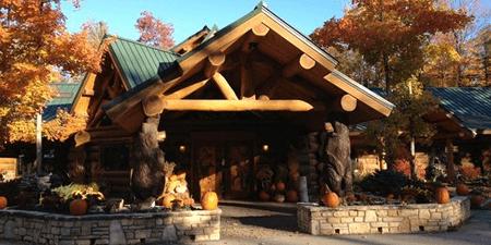 Egg Harbor's The Log Den