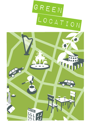 green location