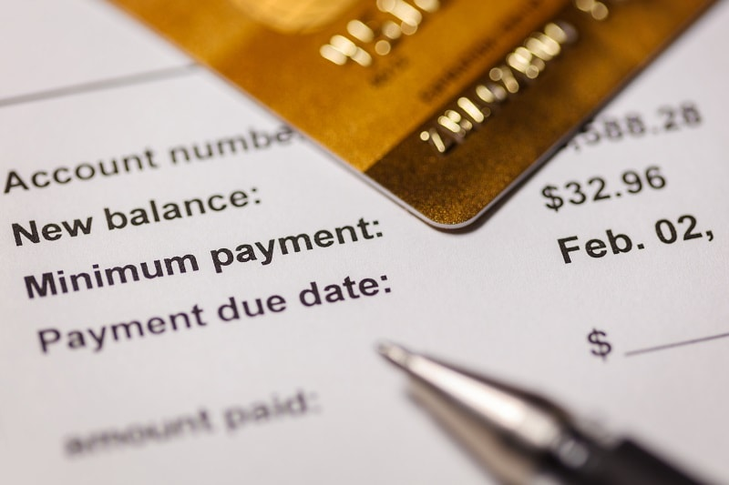 How Credit Card Minimum Payments can Trap You