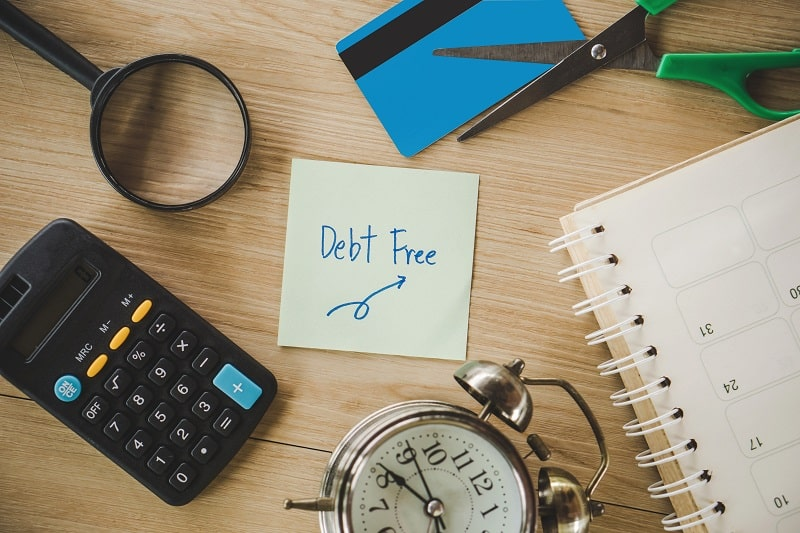 The Characteristics of a Debt-Free Lifestyle