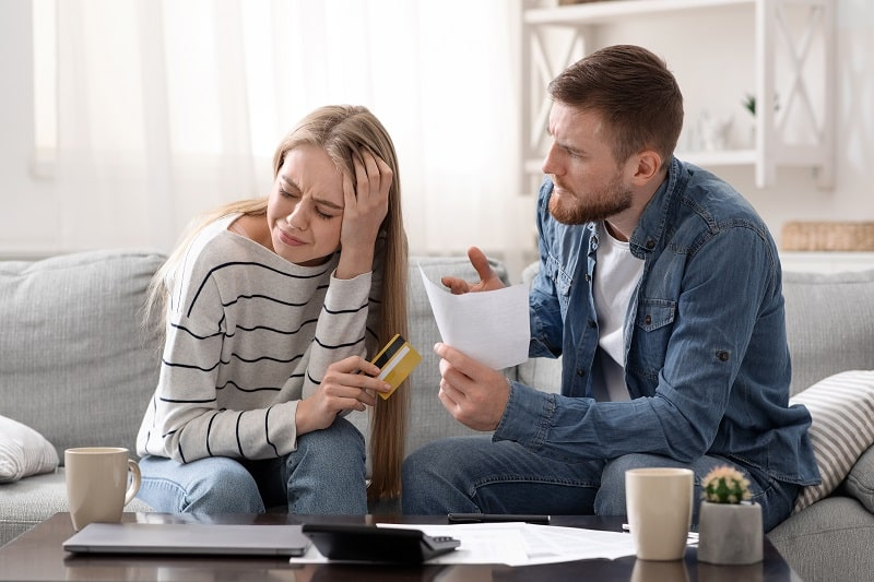 Am I Responsible for My Spouse's Credit Card Debt?