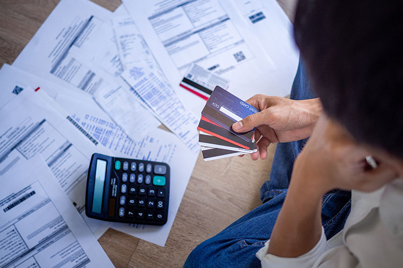 Six Simple Steps to Crushing Credit Card Debt