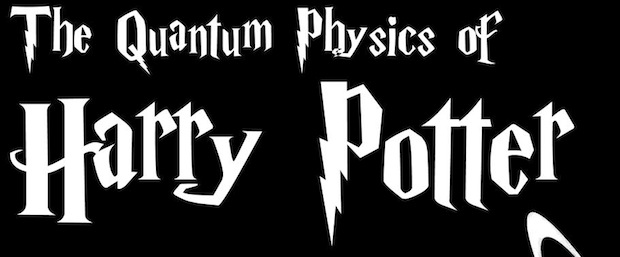 Quantum Physics of Harry Potter