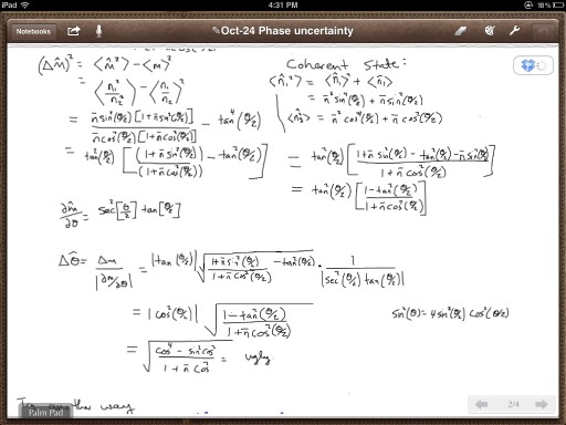 Notes Plus for iPad