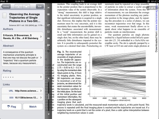Papers Touch for iPad