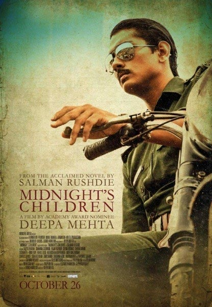Midnight's Children Movie Poster