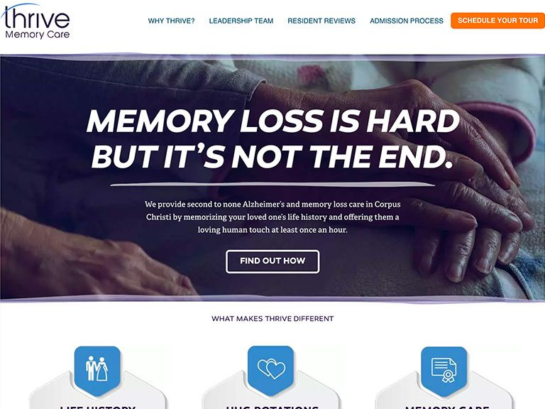Thrive Memory Care
