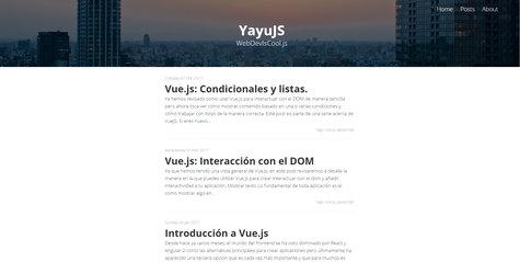 YayuJS (desktop)