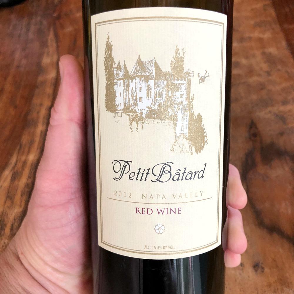 Petit Batard Red Wine