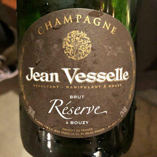 Jean Vesselle Champagne