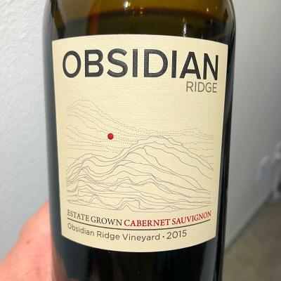 Obsidian Ridge Cabernet