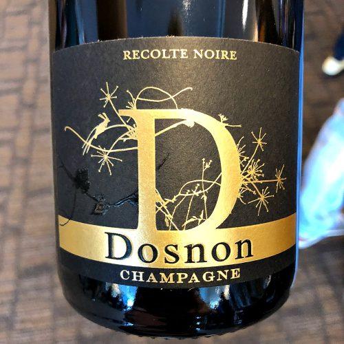 Dosnon Champagne Recolte Noire