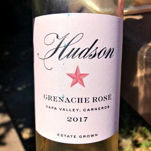 Hudson Grenache Rose