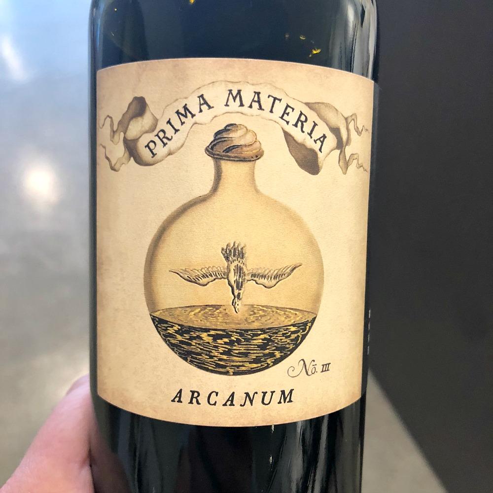 Prima Materia Arcanum III