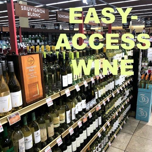 Easy Access Wine