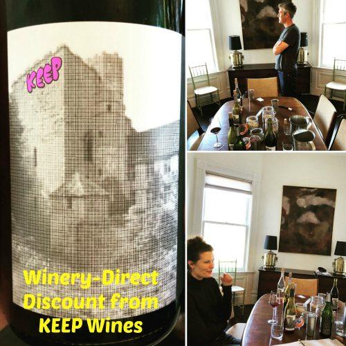 Keep Wines Special