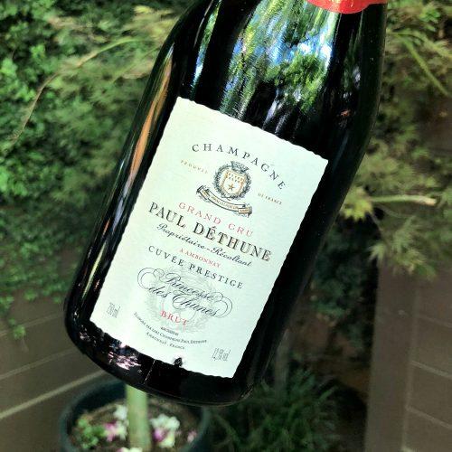 Paul Dethune Champagne