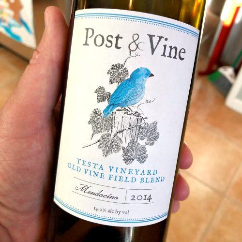 Post & Vine Old Vine Field Blend