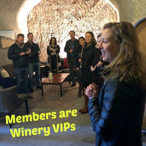 Winery VIPs