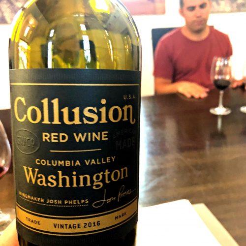 Collusion Red Wine