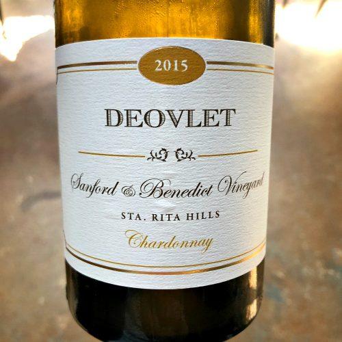 Deovlet Chardonnay Sanford Benedict