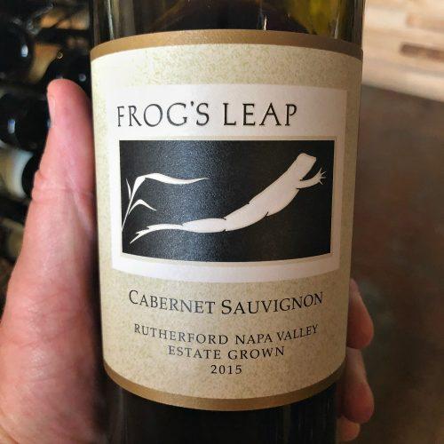 FROG'S LEAP Cabernet Sauvignon