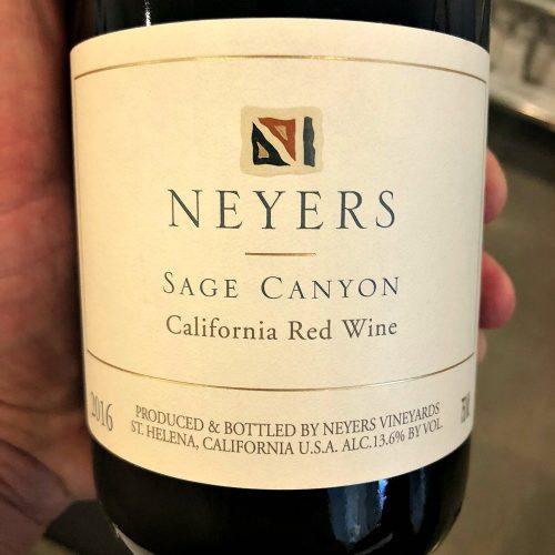 Neyers Sage Canyon