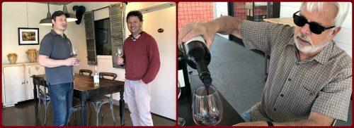 Y Rousseau and Coho Wine Tastings