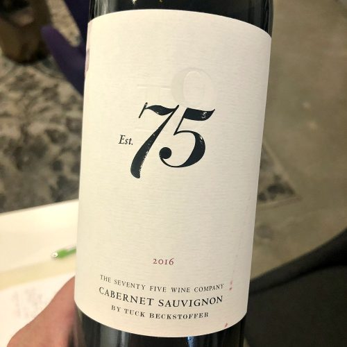 Seventy Five Cabernet Sauvignon