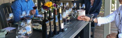 Wine Tasting Dawson Wine Advisor