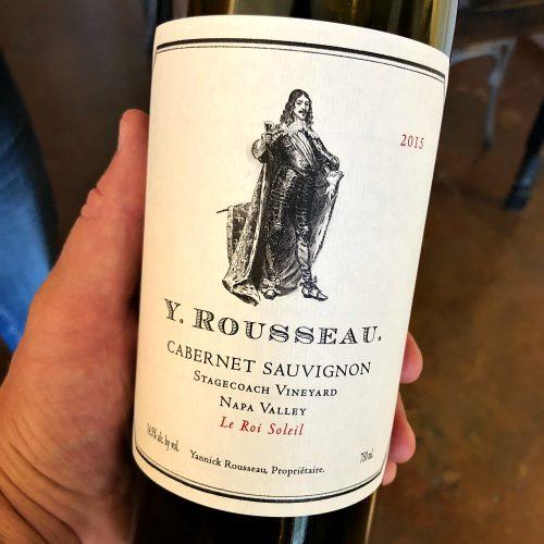 Y Rousseau Cabernet Sauvignon