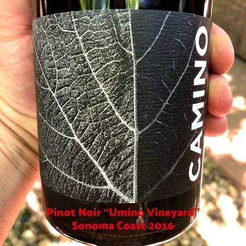 Camino Pinot Noir