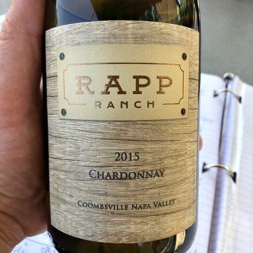 Rapp Ranch Chardonnay