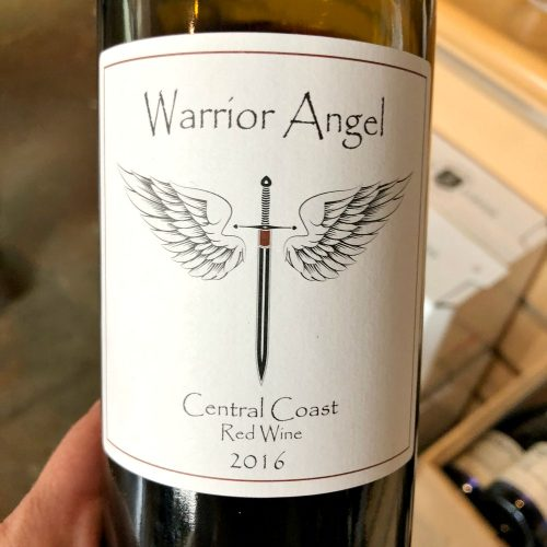 Warrior Angel Syrah Red Wine