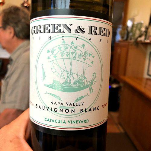 Green & Red Sauvignon Blanc