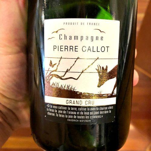 Pierre Callot Champagne