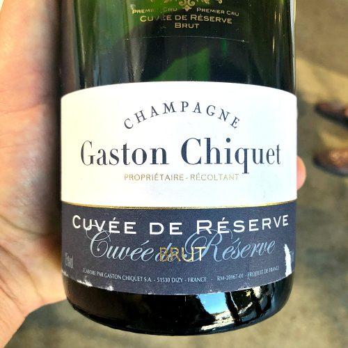 Gaston Chiquet Champagne Reserve