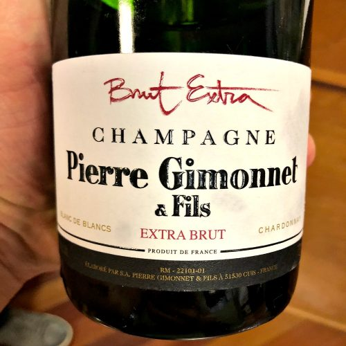 Pierre Gimonnet Champagne Extra Brut