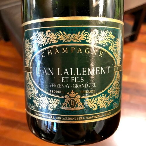 Jean Lallement Champagne