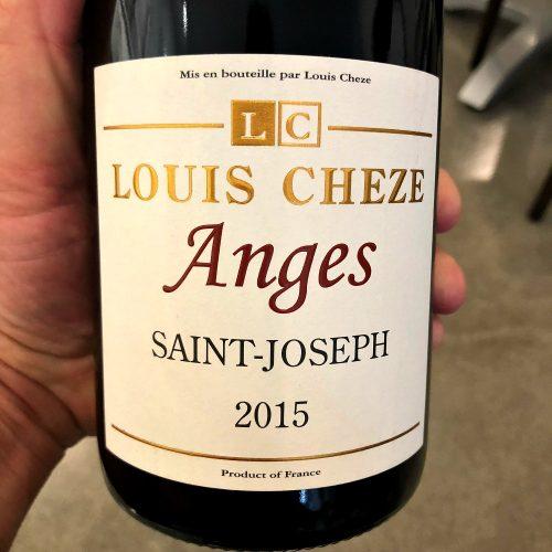 Louis Cheze Saint Joseph Anges