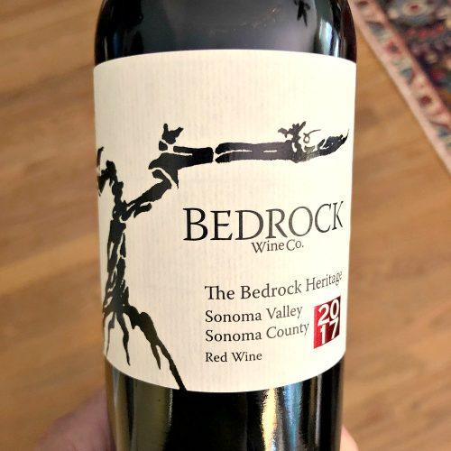 Bedrock Heritage Vineyard