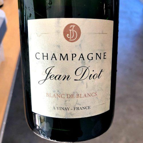 Jean Diot Champagne Blancs