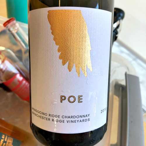 Poe Chardonnay Manchester Ridge